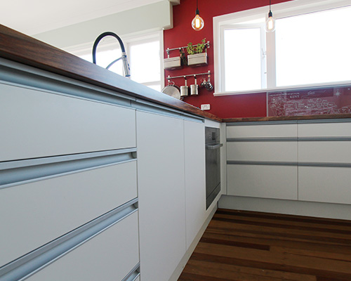Simple Style Cover - Kitchen Design
