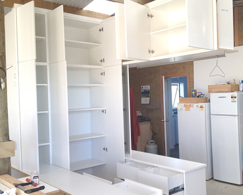 Cabinetry - Wardrobe Cabinet